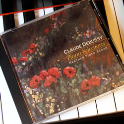 Claude Debussy: Piano Selections