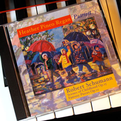 Robert Schumann: Scenes of Childhood